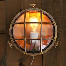 Nautical Wall Sconce Marine Lighting A Modern Twist On The Classic Nautical Theme