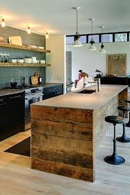 cuisine moderne avec ilot central cuisine central création d une cuisine de 10 m2 avec lot central