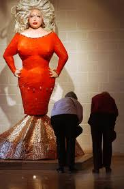 statue of divine gets a permanent home at the american visionary