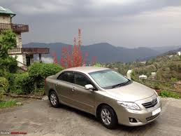 toyota corolla altis 2008 review toyota corolla altis 1 8 at 4 5 years 51000 kms running well