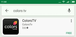 rising star colors tv android app download voting steps review