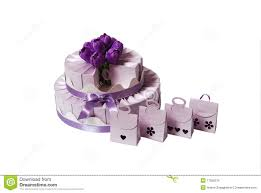 wedding cake gift boxes wedding cake made of gift boxes royalty free stock image image