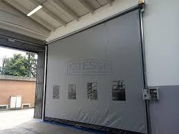 porte per capannoni porte industriali giesse logistica