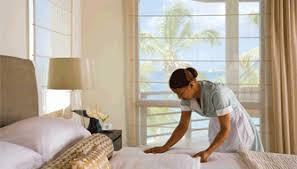 formation femme de chambre formation le service d étage à l hôtel