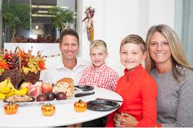 how to a great thanksgiving at home with your cub scout cub