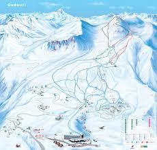Montana Ski Resorts Map by Gudauri Gudauri Winter Sports Resort