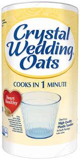 wedding oats quaker wedding oats reviews