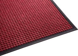 waterguard indoor and outdoor entrance mat rubber backing