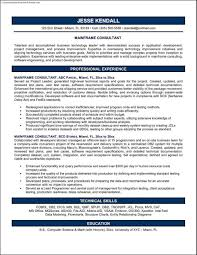 Sample Leasing Consultant Resume by Sap Consultant Resume Sample Resume For Your Job Application