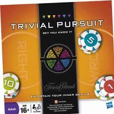 80s Trivial Pursuit Trivia Val City Gal