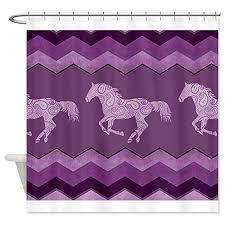 Dark Purple Shower Curtain Best Purple Chevron Shower Curtain