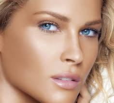 golden eye makeup for blue eyes wedding makeup for blue eyes source a