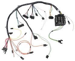 m u0026h 1968 cutlass dash instrument panel harness manual transmission