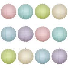 Pastel Colours 12 X 12
