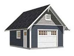 24 x 24 garage plans amazon com garage plans 1 car craftsman style garage plan with