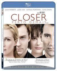 Closer Perto De Mais - closer perto demais blu ray