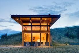 nahahum canyon residence modern cabins