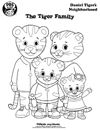 family coloring pages for toddlers virtren com