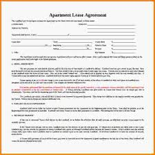 apartment rental agreement template word rental agreement