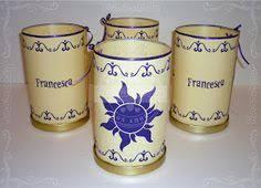 diy lantern free printable template rapunzel tangled theme