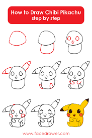 pikachu is your favourite pokemon learn how to draw this very