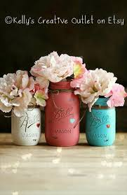 Centerpieces For Bridal Shower by 68 Best U0026 Cheap Mason Jar Centerpiece Ideas Diy To Make