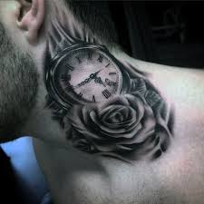 Tattoo On Neck Ideas The 25 Best Throat Tattoo Ideas On Pinterest Thigh Tattoo