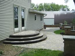 Front Patio Designs by Paver Patio Design Tool Step Ideas Front Steps Entry Leading Edge