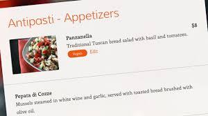 themes for restaurants design a restaurant site wordpress com