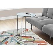 ofm tempered glass conference table stainless steel glass conference table