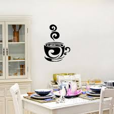 Coffee Decorations Coffee Cafe Kitchen Wall Decor