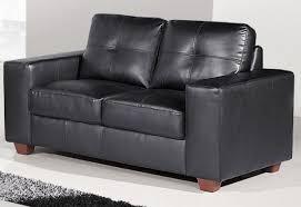Leather Sofa Suite Deals 2 Black Leather Sofa Centerfieldbar Com