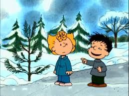 peanut christmas tree brown s christmas tales dvd review