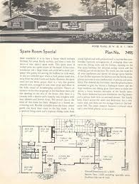 1960s ranch house plans 1960s ranch house plans vintage house plans 1960s raised ranch house