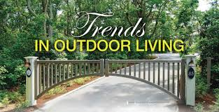 trends in outdoor living international products association