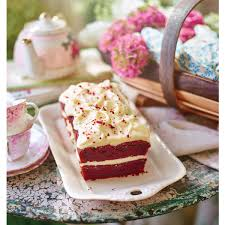 natural red velvet cake cake recipe good housekeeping