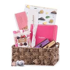 gift baskets for s day s day deluxe gift basket for delivery in the us neuhaus