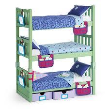 American Doll Bunk Bed Image Triplebunkset Jpg American Wiki Fandom Powered By