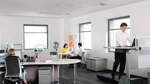 steelcase sit stand desk movement improves employee wellbeing steelcase