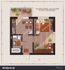 650 square feet floor plan 2 bedroom single house plans indian