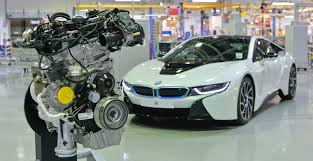 bmw car plant uk power revolutionary bmw i8 in hybrid sports car