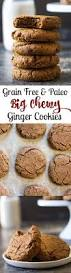 big u0026 chewy paleo gingerbread cookies recipe christmas cookies