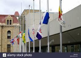 Canadian Provincial Flags Canadian Provincial Flags Stock Photo Royalty Free Image 3678280