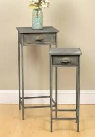 Small White End Table Side Table Small Square Bedside Table Square Glass Side Table