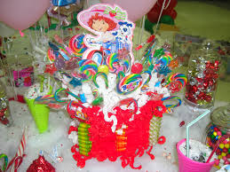 Candyland Theme Decorations - strawberry shortcake candyland birthday party decorations flickr