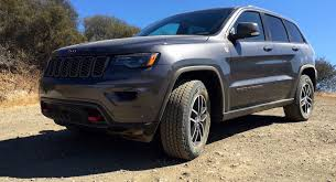 Grand Cherokee Off Road Tires Review Grand Cherokee Trailhawk Is The Plush Way To Off Road A Jeep