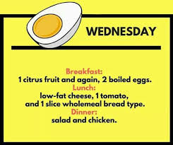 8 best boiled egg diet plan images on pinterest