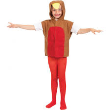Breast Halloween Costume Buy Kids Robin Red Breast Tabard