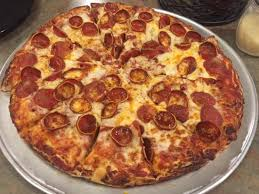 Mountain Mikes Pizza Buffet by Medium Pepperoni Pizza Picture Of Mountain Mikes Pizza Pacific