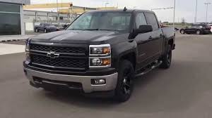 Chevy Silverado Work Truck 2015 - black 2015 chevrolet silverado lt 1500 4wd crew cab truck at